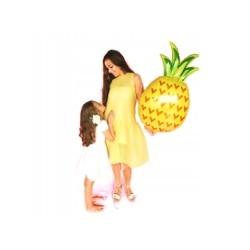 BALON FOLIOWY ananas XXL...