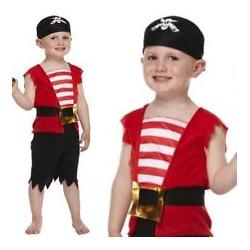 strój KOSTIUM pirat PIRATA...