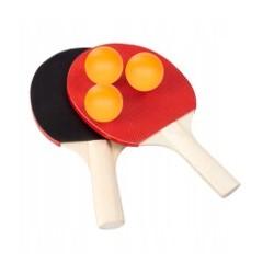 zestaw ping pong PALETKI...